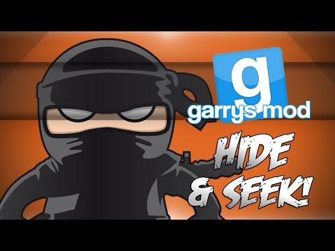 GMod Hide & Seek! - The Backstab Alleys! (Garrys Mod Funny Moments)