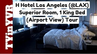 H Hotel Los Angeles Room Tour
