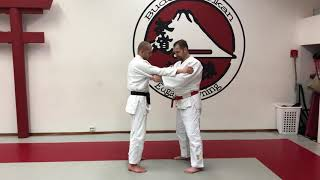 Judo of Budo Academy Physical: Ko Uchi Gari followed by an armbar