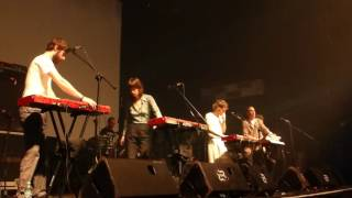 La Femme Si Un Jour Live Winter Plissken Festival 2016 Athens