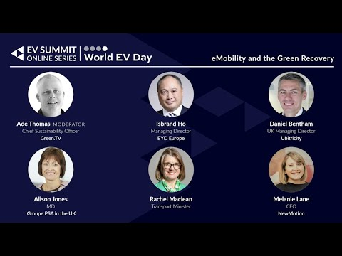 EMobility And The Green Recovery Full Panel