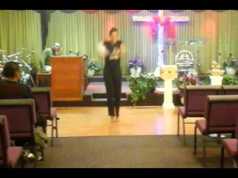 Tye Tribbett Replace Me Sermon