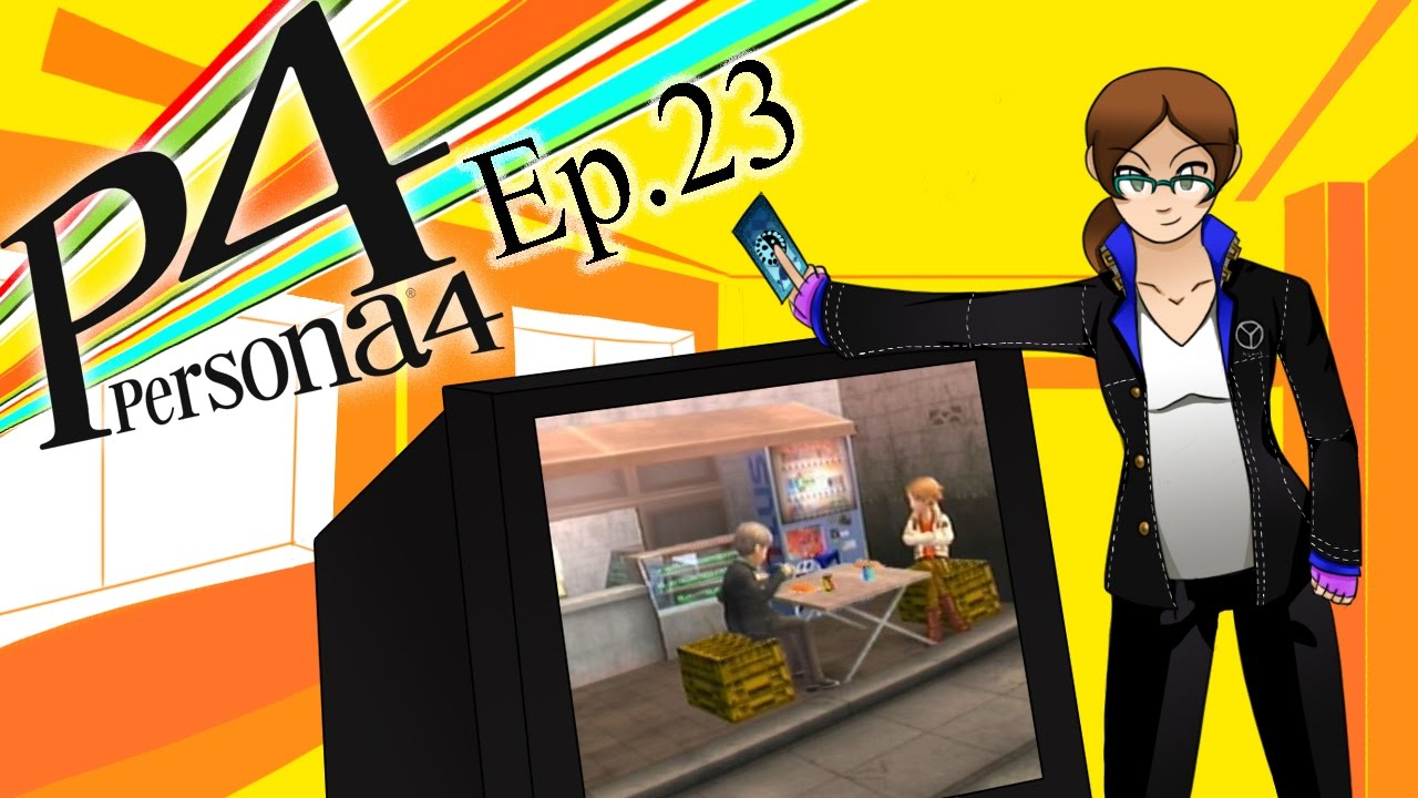 Questions about Dating in Persona 4 - Shin Megami
