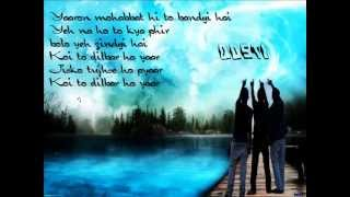 Yarron Dosti (KK) Full Song With Lyrics