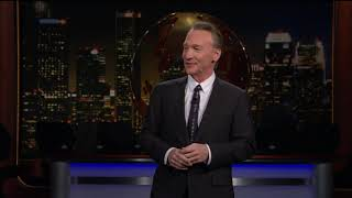 Monologue: Yippee Ki-Yay, Pussygrabber   Real Time with Bill Maher (HBO)