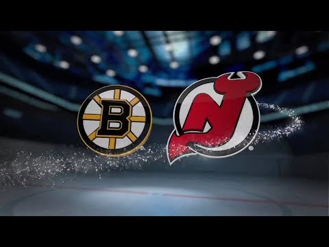 Boston Bruins vs New Jersey Devils - November 22, 2017 | Game Highlights | NHL 2017/18 Обзор