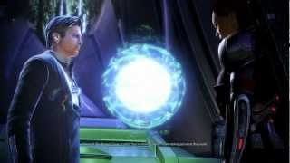 Mass Effect 3: All conversations with  the Illusive Man (Renegade)