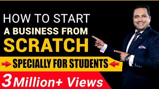 Business Startup Specially For Students | Dr Vivek Bindra