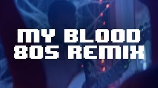 twenty one pilots - My Blood (80's Remix) Video