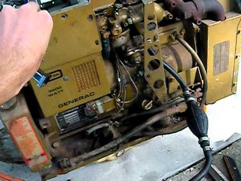 generac mc 35 i had it running generac mc 35 i had it running