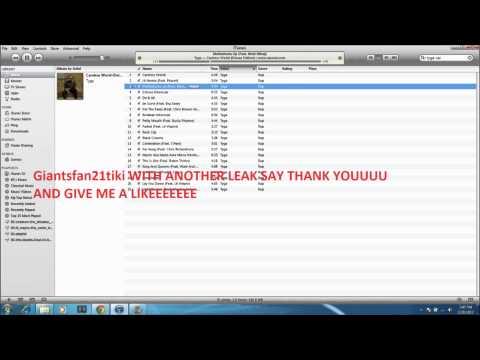 Tyga - Careless World - DELUXE EDITION!!!! -  FULL ALBUM FREE DOWNLOAD - NO TORRENT