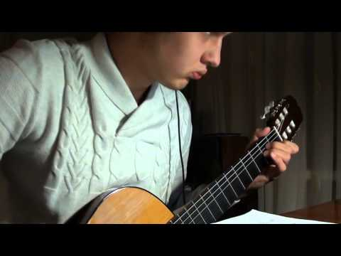 The Rolling Stones - Lady Jane ( classical guitar cover )