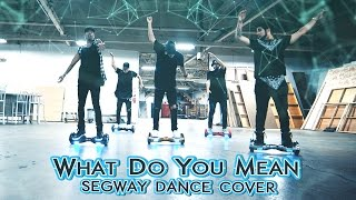 What Do You Mean / Epic HoverBoard Dance Cover @justinbieber