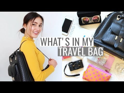 My Travel Essentials⎮What I Always Pack Carry-On