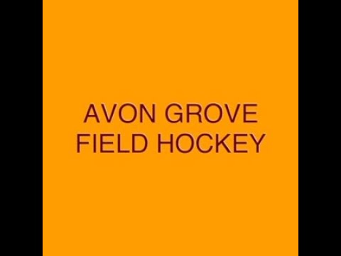 Avon Grove High School Field Hockey  2018-19