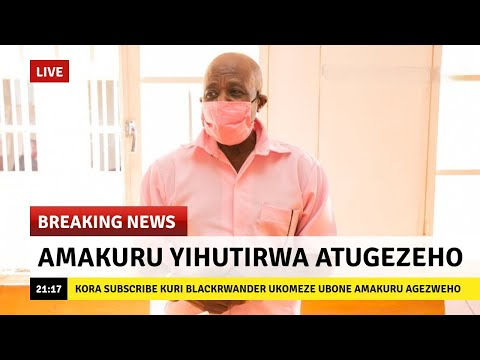Umva Rusesabagina Amagambo Akakaye Yavugiye Murubanza Rwe || Sankara Ake Kashobotse