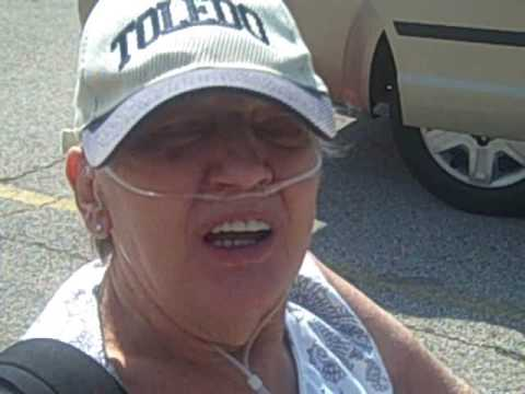 Hands Off My Health Insurance Bus Stop: Toledo, Ohio 9/10/09