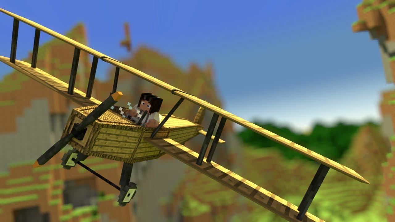 Blender Plane crash VFX breakdown - YouTube
