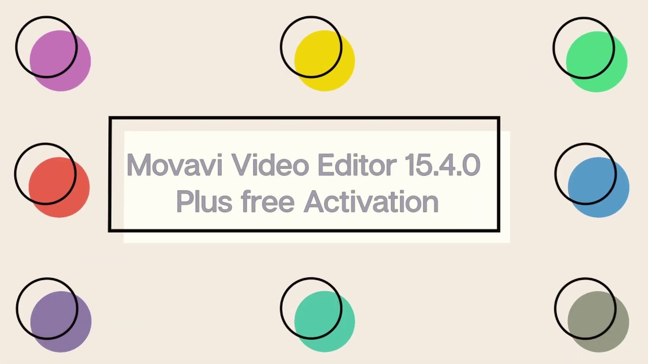 Movavi video editor 15.4.0 plus free activation tutorial in French 100% works in 2019 (32+64bit).