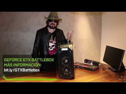 Dross hace un unboxing: GEFORCE GTX BATTLEBOX