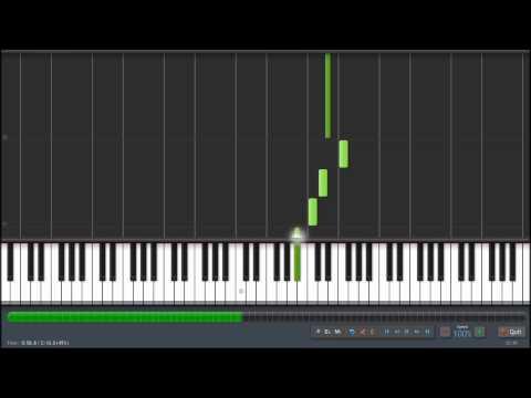 Senya - Naruto Shippuden | Piano Tutorial