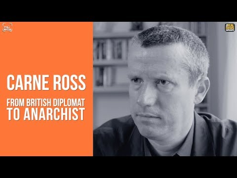 Real Media: Former British Diplomat Turned Anarchist