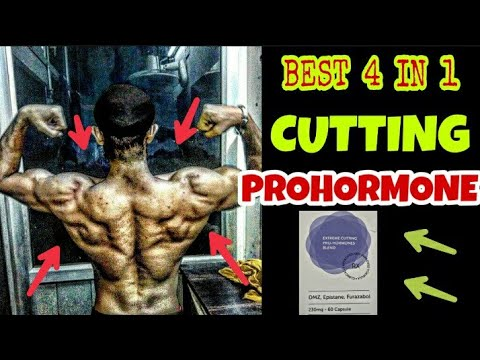 BEST CUTTING  4 In 1 PROHORMONE