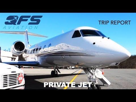 TRIP REPORT   NetJets - Gulfstream G550 - White Plains (HPN) to St. Maarten (SXM)
