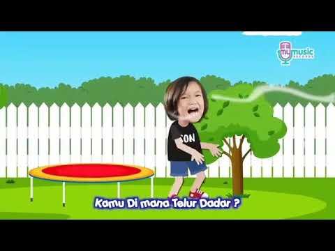 aku pengen makan telur dadar, lagu anak indonesia