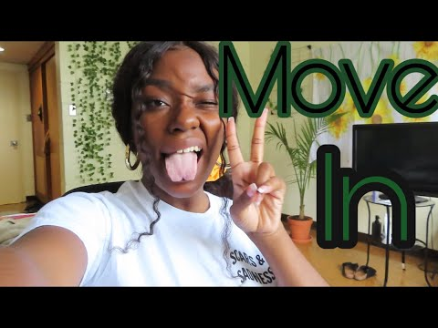 Move in day 2.0 Harcum College- Noya Noya