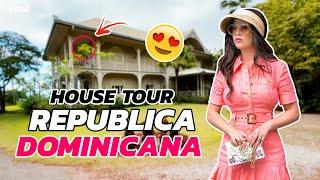 HOUSE TOUR REPÚBLICA DOMINICANA | El Mundo de Camila Vlogs