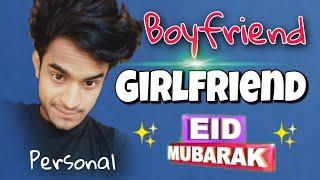 Boyfriend Girlfriend || Eid Mubarak Status || Sohidur Akim || Romantic - Shayari || 😘 🕌 Happy Eid 🐓