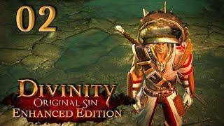 Divinity: Original Sin #02 - Ein neuer Helm [Gameplay German Deutsch] [Let