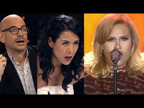 """Yo Soy Adele - """"Set fire to the rain"""" 06/12/18 Increíble presentación"""
