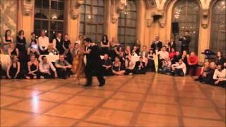 El  mejor  baile  de  Tango *Amadeus Tango Por  Alejandra Mantinan & Aoniken Quiroga