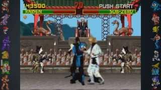 Mortal Kombat - Что Вы знаете об играх? ( часть 1)
