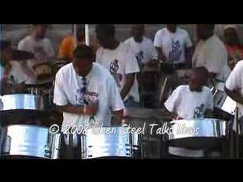 David Rudder Calypso Music - Sonata Steel Orchestra
