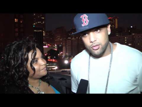 Thina Lowe's Interview With Masspike Miles