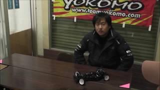 YD-2 ヨコモドライバー松崎隼人さんセッテイング 中編 SEEDサーキット