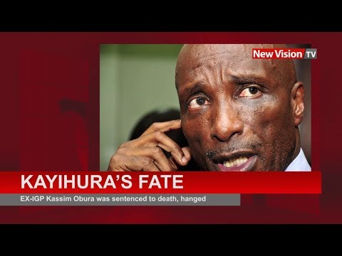 Kayihura's fate
