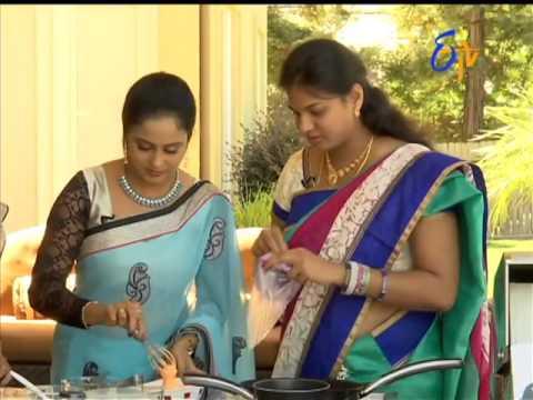 Telugu Ruchi Amerikalo - Jilebi  - జిలేబి