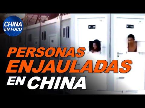 Video de personas enjauladas en China. ¿Aparece una nueva mutación del virus?