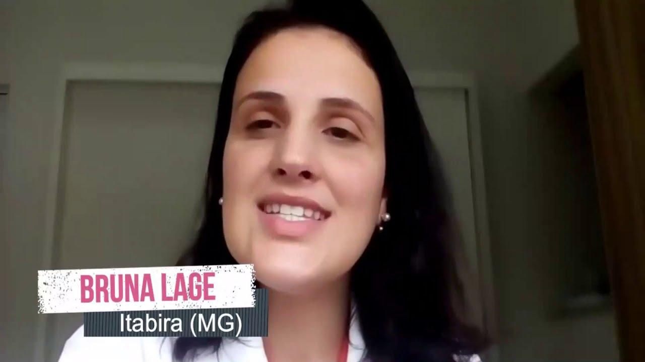 Depoimento da aluna Bruna Lage, nutricionista (Curso Online Meu Filho Não Come)