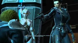 SWTOR Imperial Agent (Operative) endgame