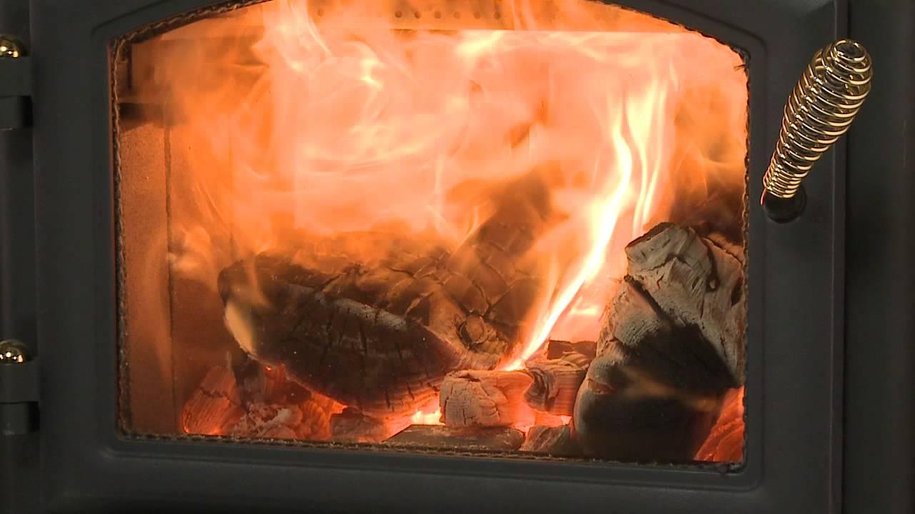 QuadraFire Wood Stove or Insert Control Operation Video  YouTube