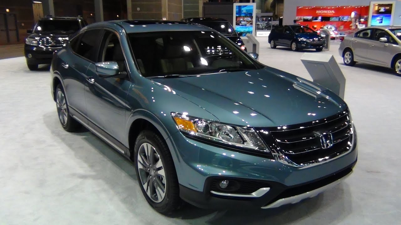 honda crosstour zombiedrive and photos information