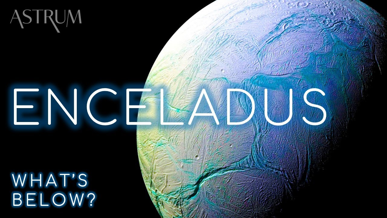How Enceladus Shocked NASA Scientists | Our Solar System's Moons