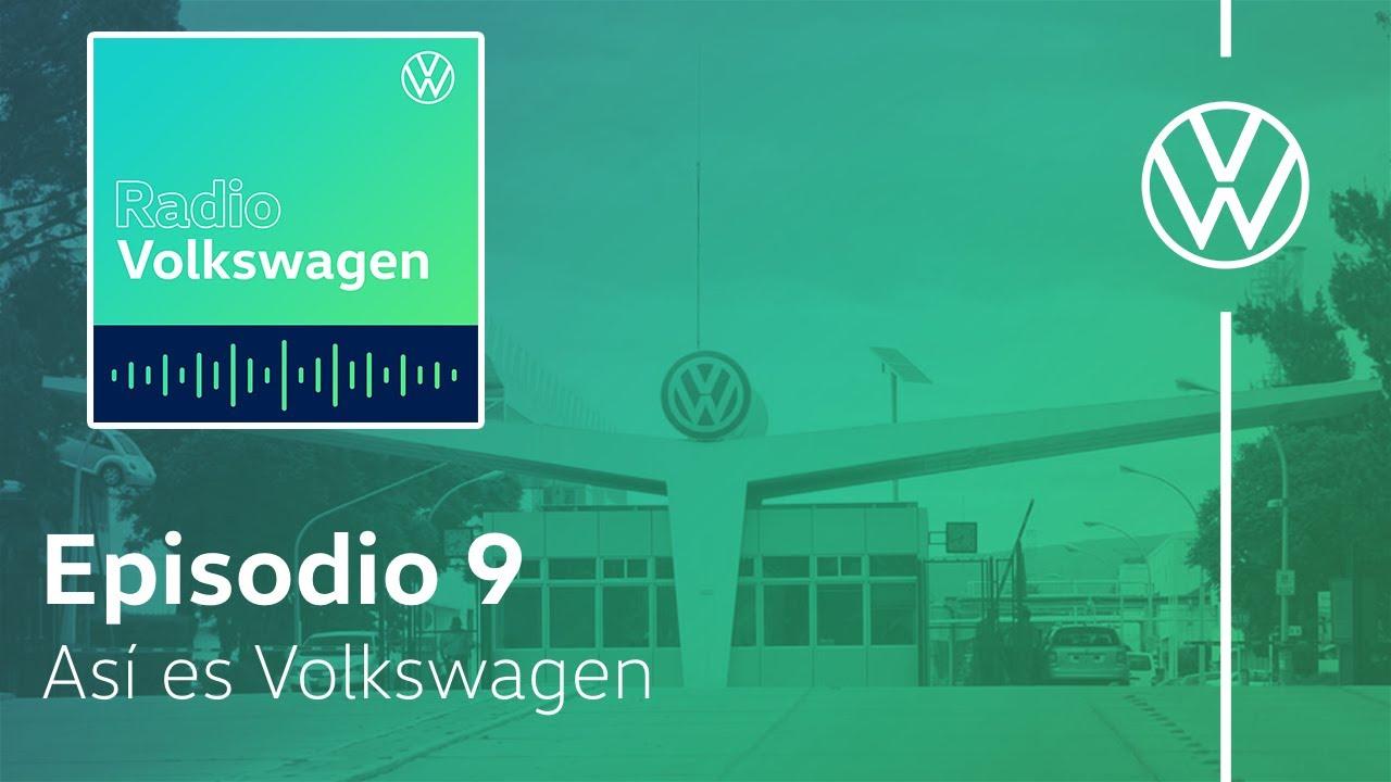 ¿Cómo es trabajar en Volkswagen?   Radio Volkswagen T2 Episodio 9