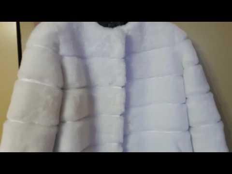 Как отличить натуральную овчину от искусственной - YouTube