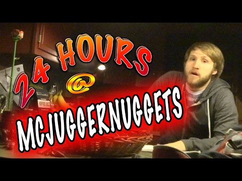 24 Hours at @McJuggerNuggets House Gone Wrong! With @Mikeymanfs